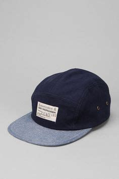 Topi Pria Obey Five Panels flatspot bill 5 panel cap style hats patterns and plays