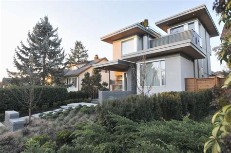 Building A Small Home On Land The West 21st House In Vancouver Canada By Frits De Vries