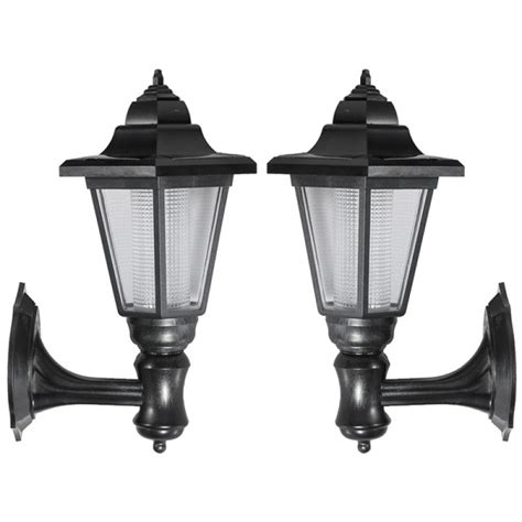 solar powered landscape lights buy solar powered outdoor led l garden pathway wall