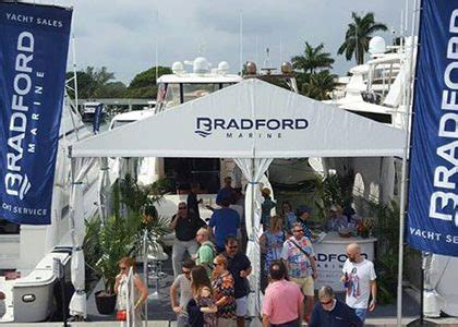 boat show fort lauderdale 2017 hours bradford marine yacht repair and refit yacht sales