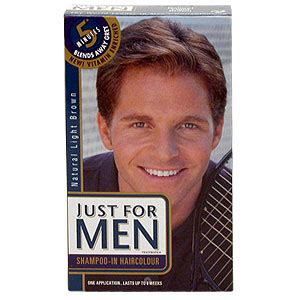 just for men light brown ll health and beauty reviews