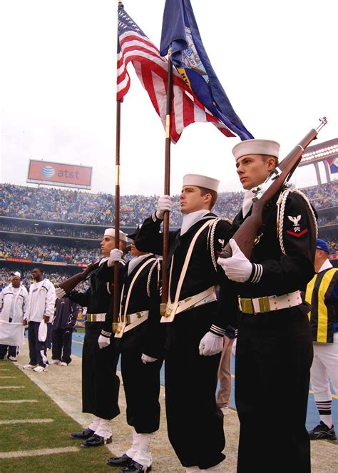 navy color guard file us navy 080106 n 0515w 112 the color guard team from