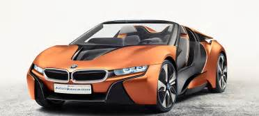 bmw s concept car puts next interior in a sports car