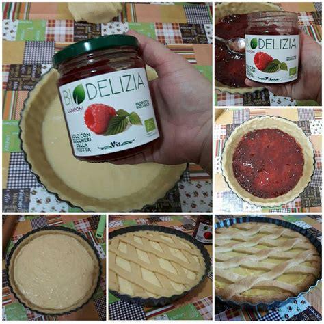 cucinare crostata crostata con crema e confettura di loni cucinare 232