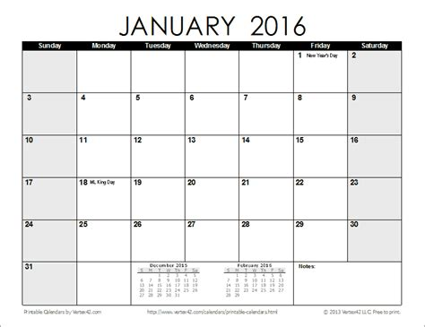 printable monthly calendars for 2016 free printable calendar printable monthly calendars