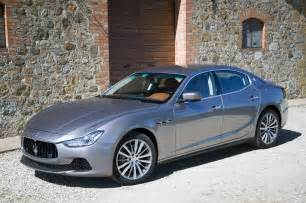 Maserati Guibli Maserati Ghibli Pricing Announced For Uk Autoblog