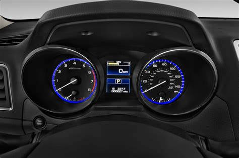 subaru legacy 2016 interior 2016 subaru legacy gauges interior photo automotive com