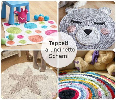 tappeti crochet tappeti a uncinetto schemi e tutorial creativit 224 organizzata