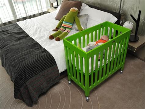 Small Infant Cribs by Small Spaces For Baby Room Ornament