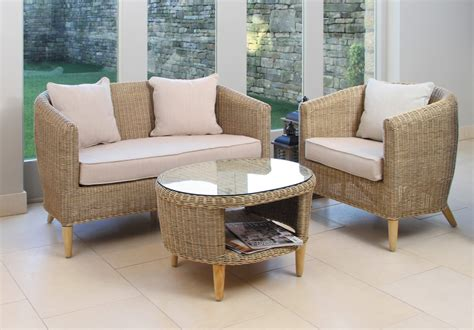 rattan woven chairs conservatory furniture modern
