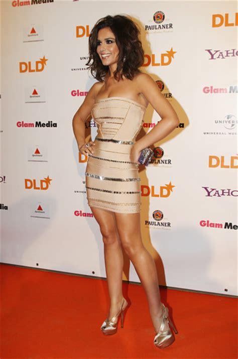 Cheryl Overall Dress by Cheryl Cole In Dld Starnight 2010