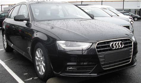 Audi A4 Neues Modell 2015 by Neues Audi A4 2015 Autos Post