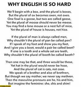 Wedding Quotes Game Of Thrones Why English Is So Hard Poem Starecat Com