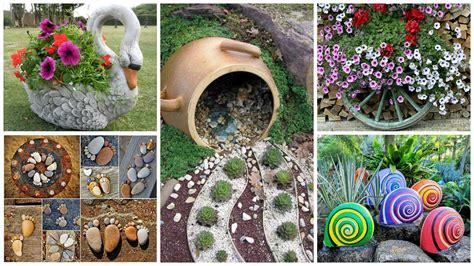 Garden Decoration Ideas Diy 16 Magnificent Diy Garden Decorations That Will Immediately Beautify Every Garden