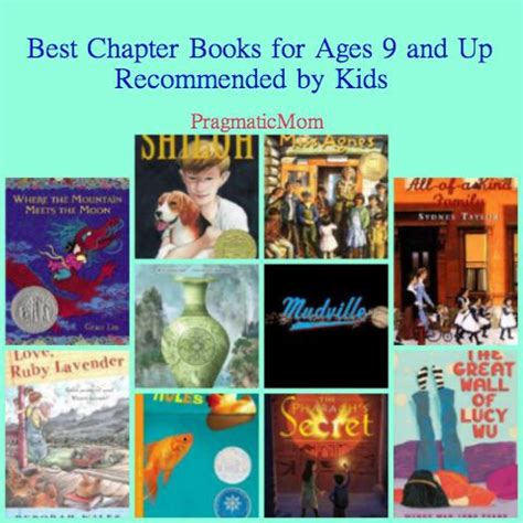 best books for grades 3 5 recommended by reading