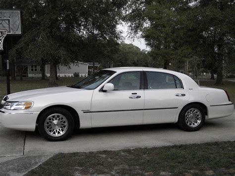 1999 lincoln town car reviews 1989 lincoln town car user reviews cargurus