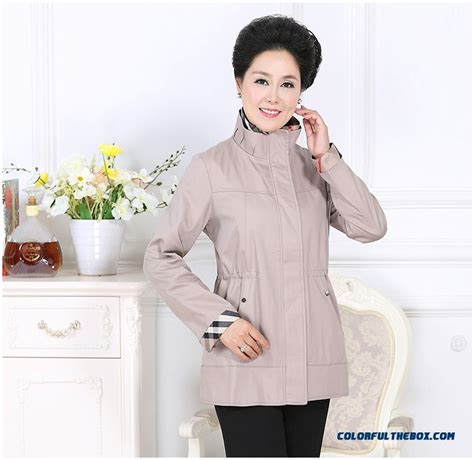middle age mom fashion cheap middle aged fashion coat 50 year old mother women