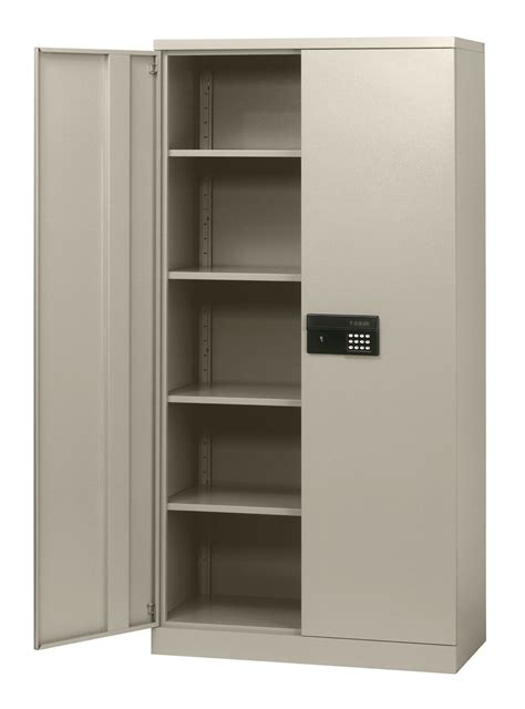 Metal Storage Cabinet With Lock Locking Metal Cabinet 7 Sandusky Storage Cabinet With Lock Neiltortorella