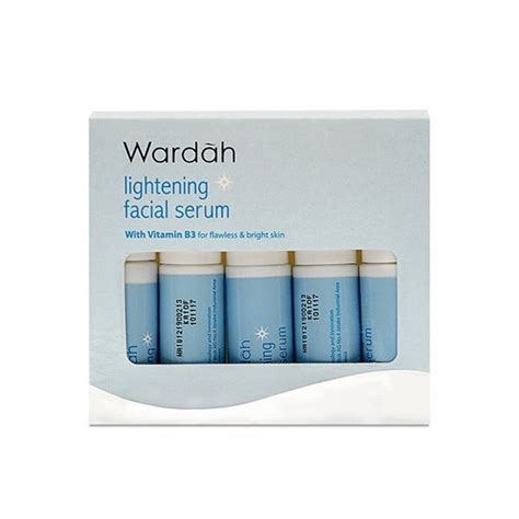 Produk Wardah Lightening Serum wardah lightening serum