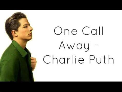 charlie puth call me baby one call away guitar chords flirtme guitar