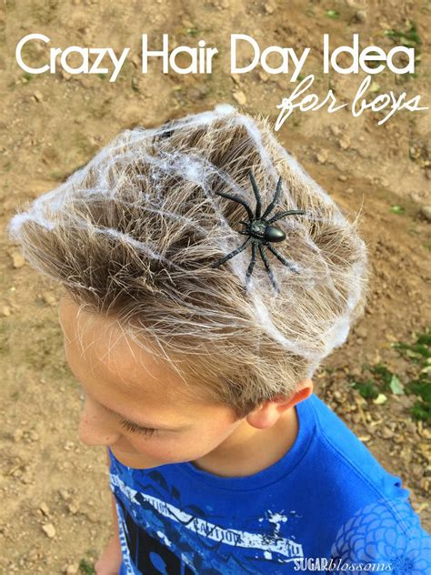 crazy hair ideas for 5 year olds boys crazy hair day ideas the idea room