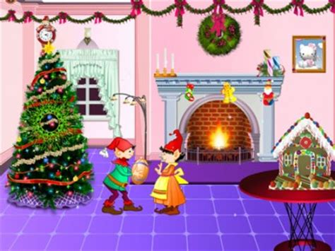 christmas decoration games online