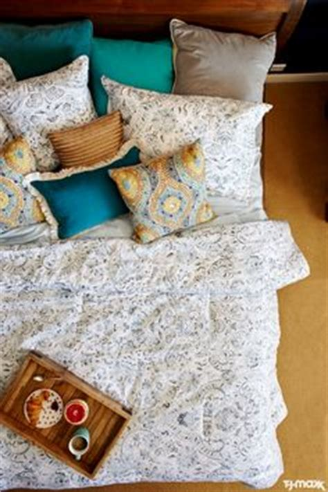 pillows to prop you up in bed floor to ceiling chic on pinterest shop home tj maxx