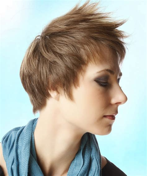 short haircuts with neckline styles back view of womens tapered neckline haircuts short