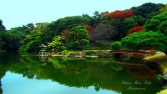 shinjuku gyoen national garden tokyo thank you for