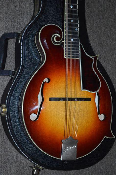 Handmade Mandolins - 2010 gibson f5 custom mandolin sold mandolin store