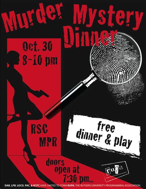 free murder mystery dinner downloads murder mystery dinner flyer by michammer on deviantart