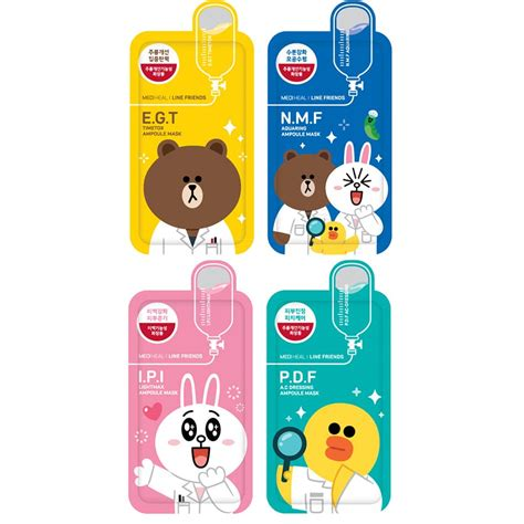 Snp Masker Otter Wajah Cerah Dan Halus Alami 20pcs 11 masker wajah dari korea ini akan bikin kulitmu segar
