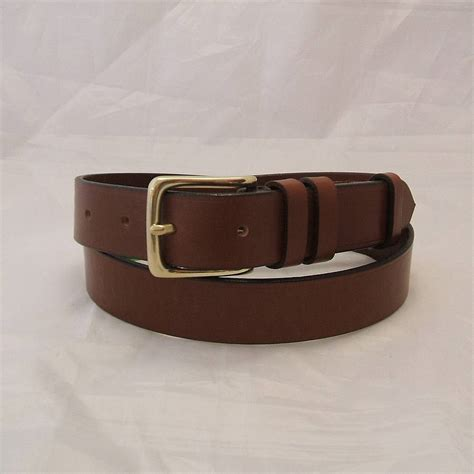 Leather Belts Handmade - handmade clayton leather belt by tbm the belt
