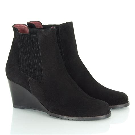 daniel black cynical women s wedge ankle boot