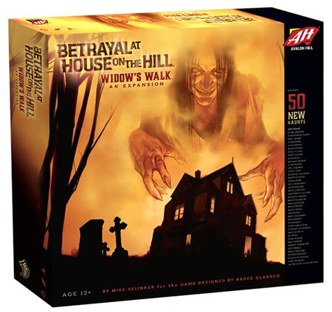 betrayal at house on the hill rules new from wizards of the coast betrayal at house on the hill widow s walk i m