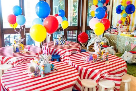 carnival theme party 50th birthday party ideas kara s party ideas circus carnival birthday party
