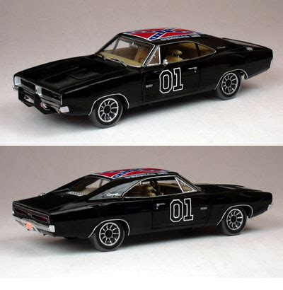 supercar collectibles 1:18 1969 dodge charger dukes of
