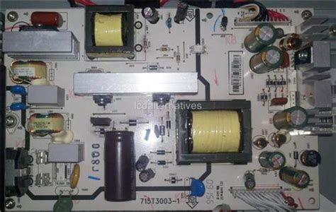 replace vizio capacitors vizio va26lhdtv10t rev2 lcd tv repair kit capacitors only not the entire board lcdalternatives