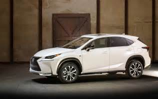 lexus nx 200t f sport 2015 widescreen car pictures