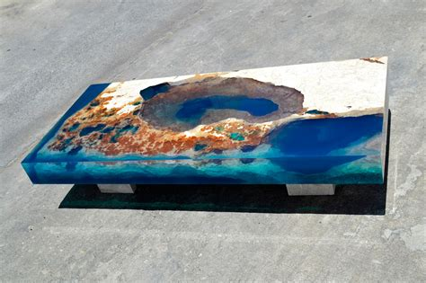 Sal La Table by Resin La Table Design Milk
