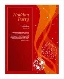 Christmas Invitation Card Template 50 Microsoft Invitation Templates Free Samples
