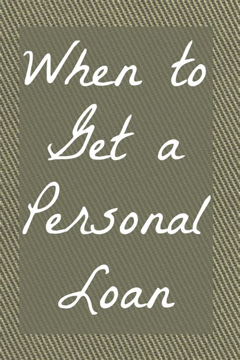 can i get a loan for house deposit can you get a personal loan for a house deposit when to get a personal loan