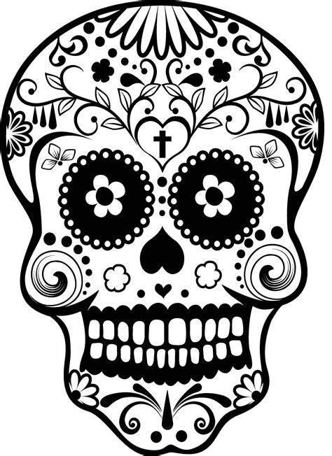 imagenes de calaveras infantiles kit de vinilo decorativo calavera mexicana b n im 225 genes