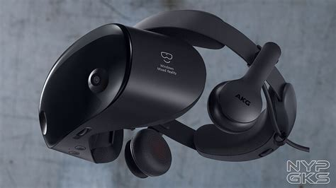 samsung odyssey plus samsung outs new hmd odyssey mixed reality headset noypigeeks