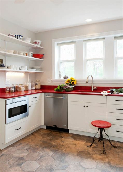 red kitchen design kitchen design ideas red kitchen house interior