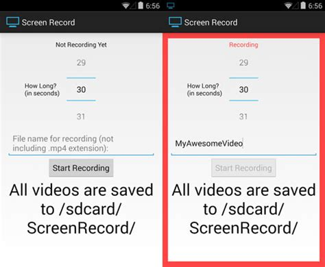 how to record on android how to record android device s screen