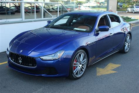 ghibli maserati 2015 2015 maserati ghibli photos informations articles