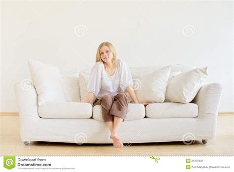y girl on couch girl relaxing stock image image of lifestyle cute