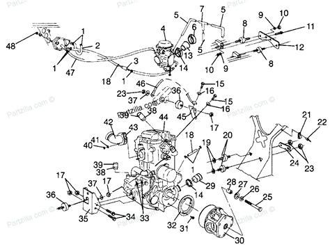 polaris sportsman 500 carburetor diagram 1996 polaris sportsman 500 carburetor diagram car