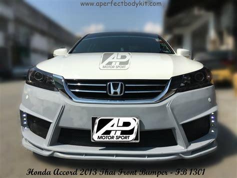 honda accord  thai front bumper honda accord  johor bahru jb malaysia body kits